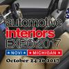 2017 Automotive Interiors Expo